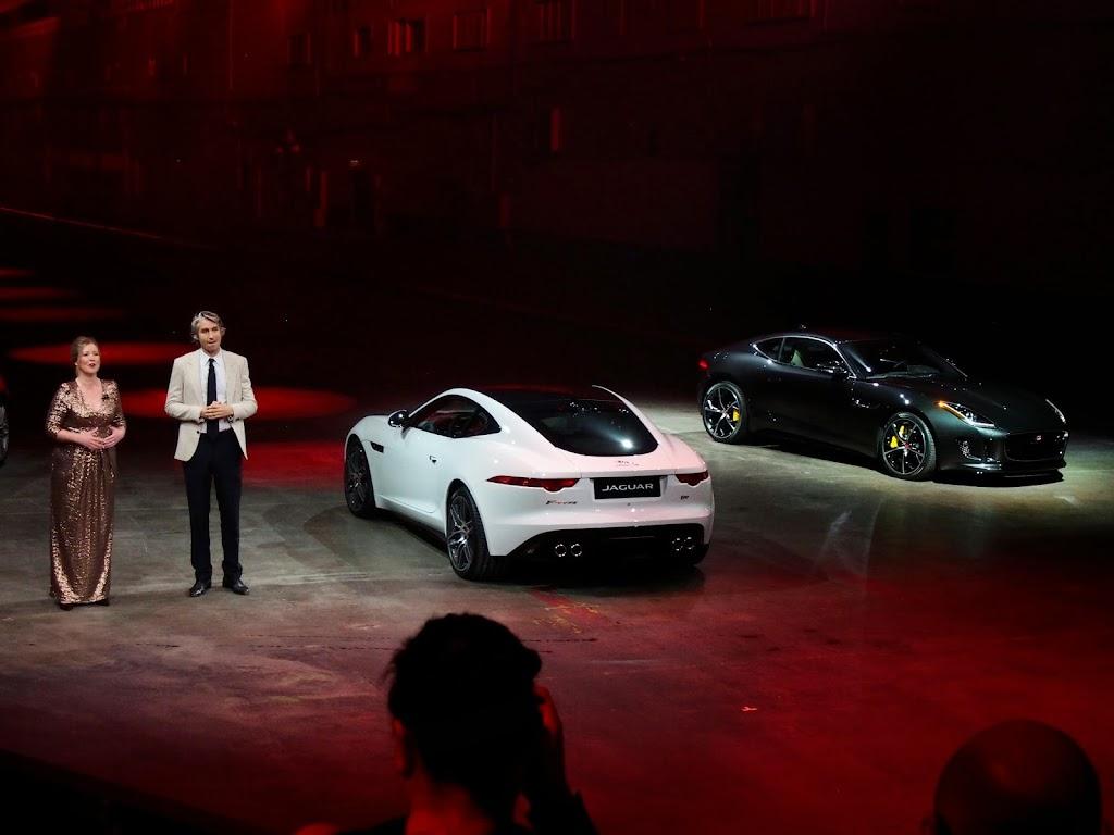 Jaguar F-Type Coupe 2
