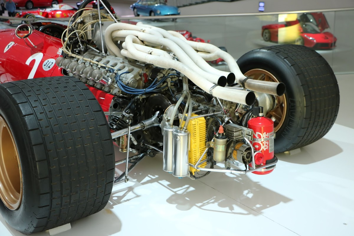 Modena - Enzo Museum 0004 - 1967 Ferrari 312 F1.jpg