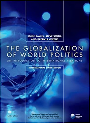 The Globalization of World Politics: An Introduction to International Relations -  6th Edition pdf free download