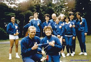 1965-Championnat d'Europe - Duisbourg (GER)