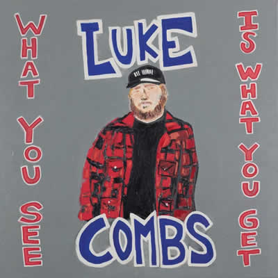 Luke Combs - What You See Is