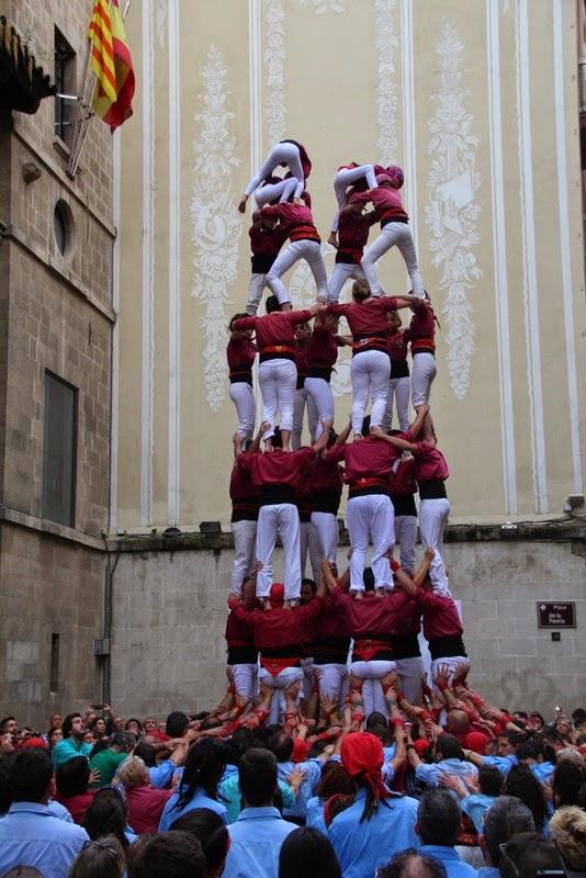 Actuació 20è Aniversari Castellers de Lleida Paeria 11-04-15 - IMG_8904.jpg