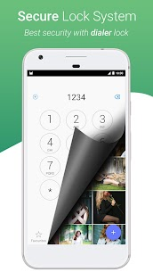 Dialer Vault – VaultDroid Hide Photo Video OS 10 App Download for Android 8