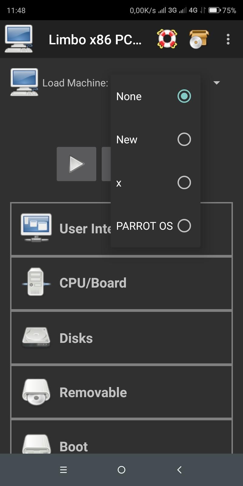 Cara Install Parrot OS di Android Tanpa Root