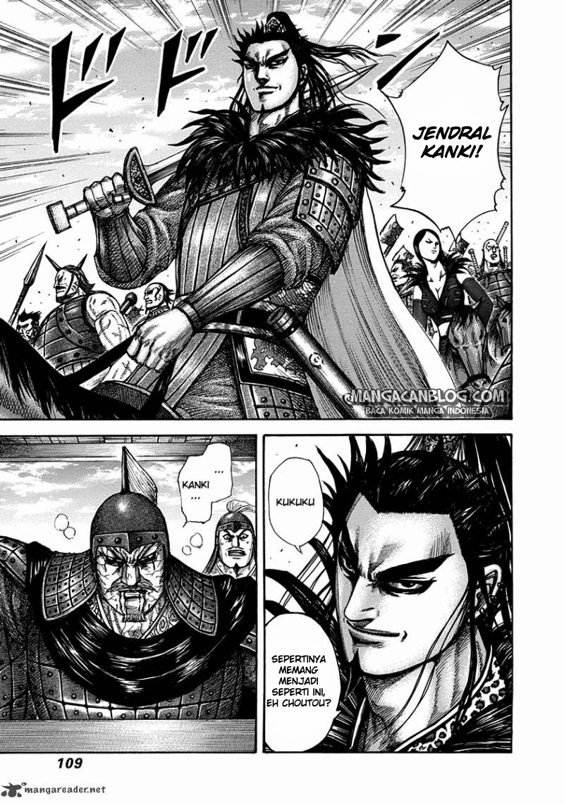 Kingdom Chapter 300