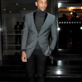 WWW.ENTSIMAGES.COM -  Reggie Yates    at     RTS Programme Awards  Grosvenor House Hotel Park Lane London March 19th 2013                                                  Photo Mobis Photos/OIC 0203 174 1069