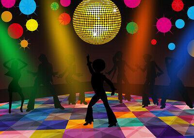 Disco dance floor-70s-wedding ideas-wedding style-K'Mich Weddings