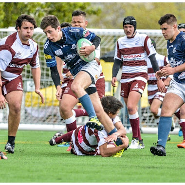 CANTERA SUB 17  PORTUGAL RUGBY YOUTH FESTIVAL  ABRIL 2018