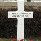 卢森堡美军公墓 Luxembourg American Cemetery and Memorial