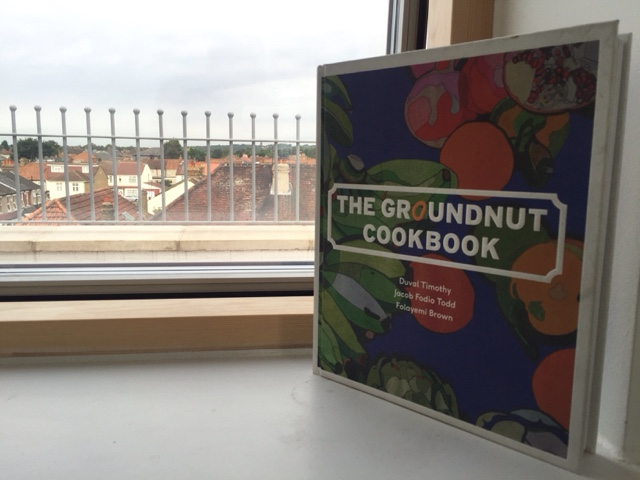 Groundnut cookbook