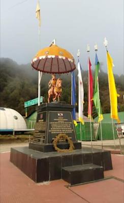 Maratha ground arunachal pradesh