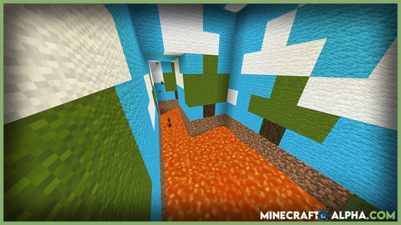 Minecraft Trial Chambers Parkour Map