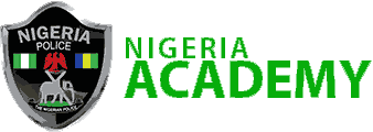 Nigeria Police Academy Entrance Exam