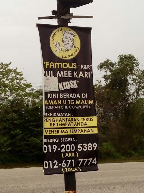 Kiosk Zul Mee Kari