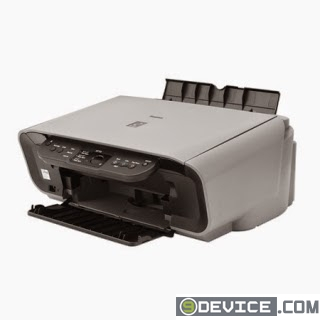 pic 1 - the best way to down load Canon PIXMA MP140 inkjet printer driver