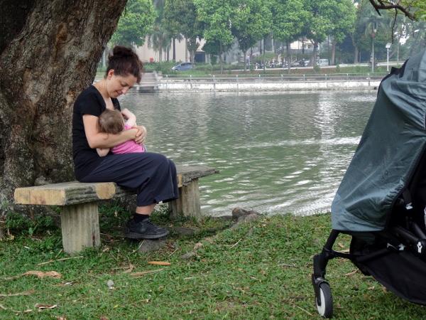 Breastfeeding in Kuala Lumpur