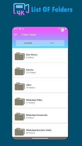 Full HD MX Player (Pro) 2020 1.9 Screenshots 3
