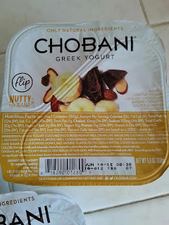Chobani Flip #makeabreak
