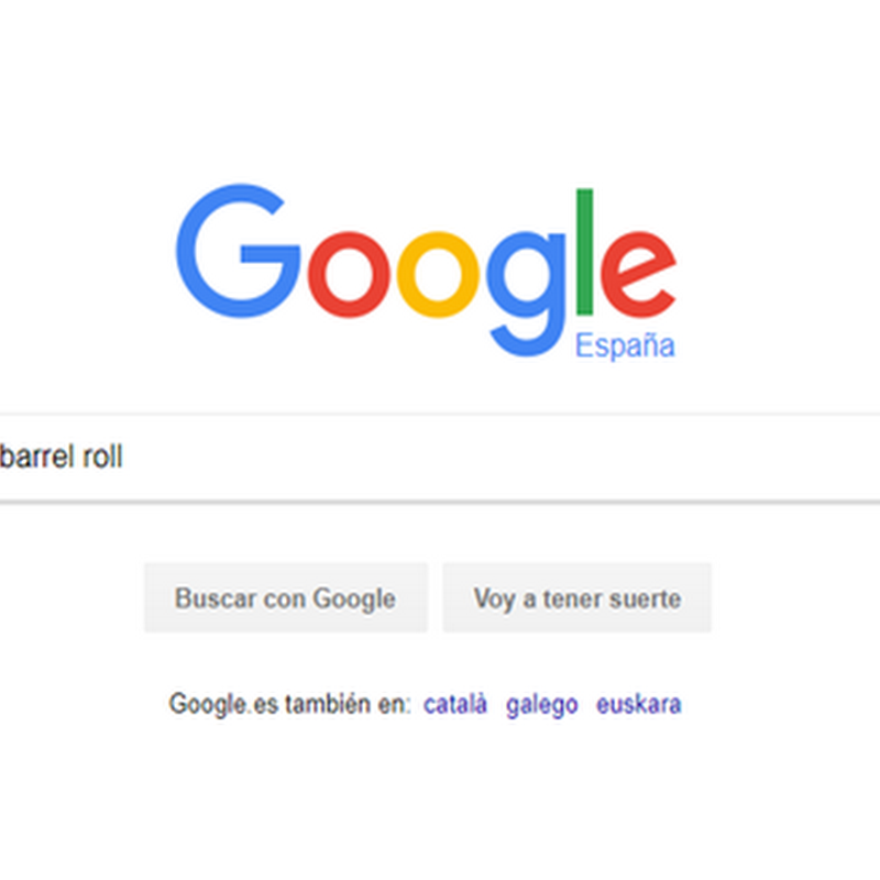 Google divertido, cosas que no sabías de google