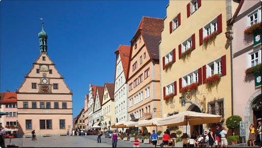 Town Square, Rothenburg ob der Tauber, Bavaria, Germany.jpg