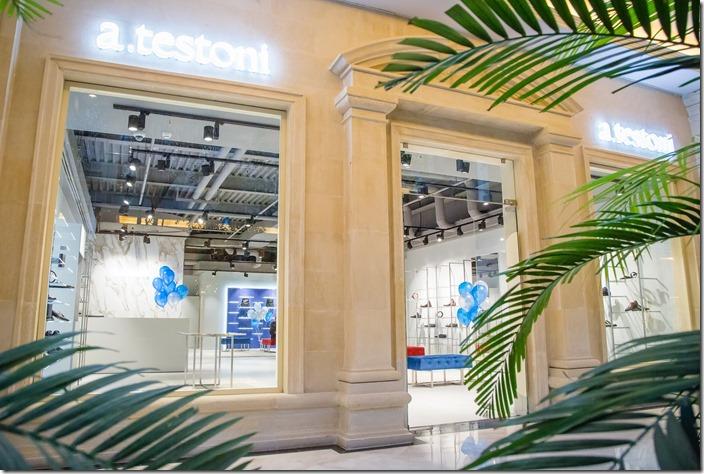 Boutique a.testoni - Crocus Mosca
