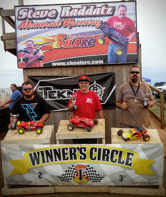 Stadium Truck Mod 1st: Tyler Schrimsher 2nd, TQ: Freddy Marsh 3rd: David Harris