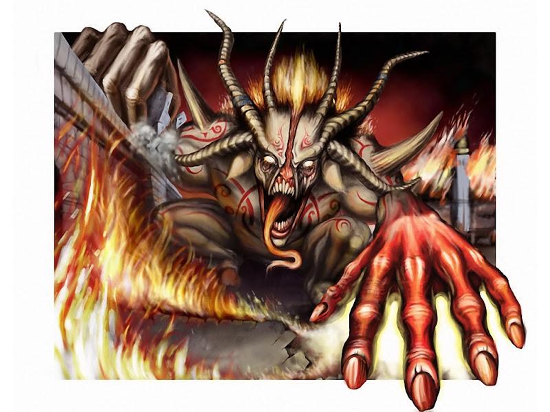 Uhm, Demons 2