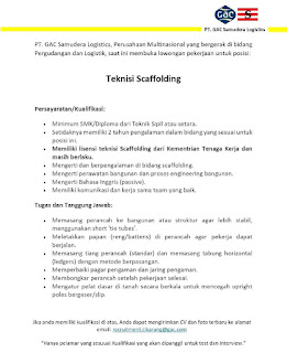 PT. GAC Samudera Logistics