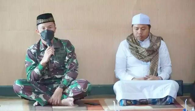 Kodim 1011/Kapuas Peringati Maulid Nabi Muhammad