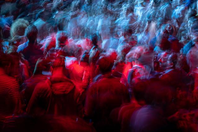 Movimiento, foto de Carlos Larios