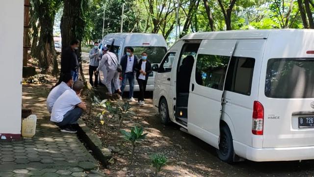 TKA China Datang Lagi ke Tambang Nikel Morowali, Kali Ini 3 Minibus
