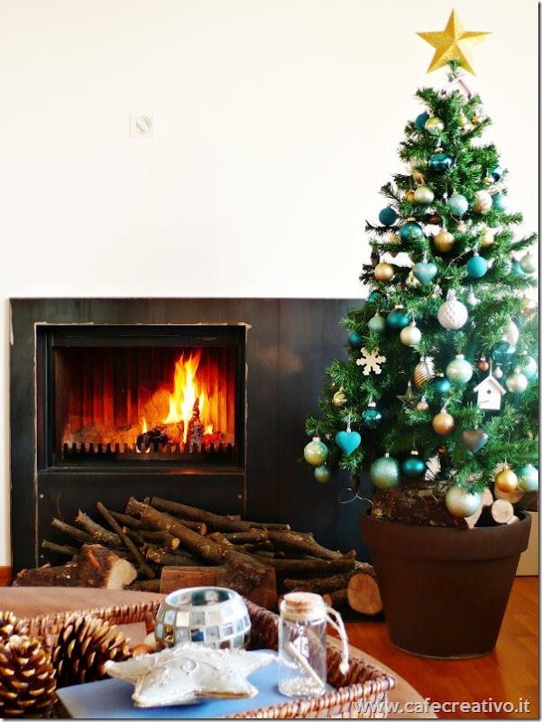 Stella puntale per albero di Natale fai da te