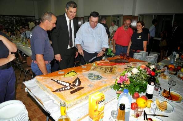 137 anos Associação Humanitária dos Bombeiros Voluntários de Lamego