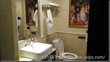 維也納東莞長安萬達廣場店-衛浴設備