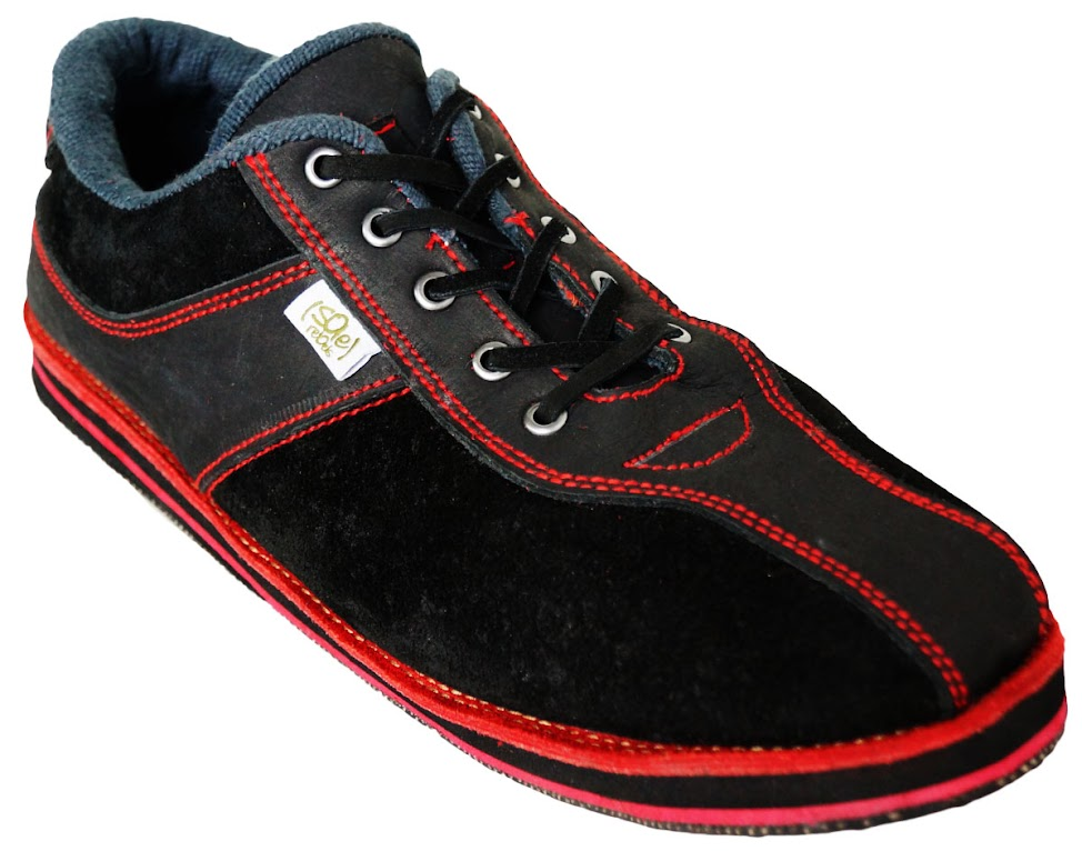 #soleRebels 雙重麂皮超跑鞋:讓你舒適又有型! 2
