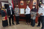 """Road Show"""" Kornas TRC PPA Dalam Agenda Penyerahan Penghargaan Kepada Jajaran Polri"""