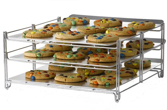 3 tier baking rack
