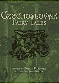 Cover of Parker Fillmore's Book Czechoslovak Fairy Tales