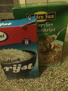 Met rijst kun je nog veel meer doen behalve eten