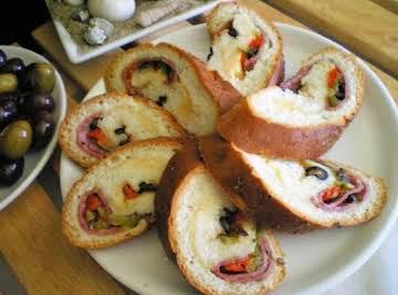 Antipasto Bread