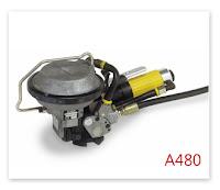 A480 鋼帶氣動打包機