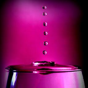 by Arifandi Krembong - Abstract Water Drops & Splashes