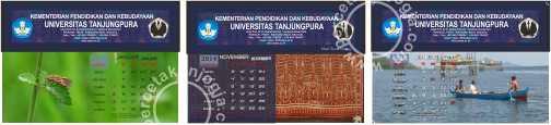 kalender universitas tanjungpura