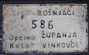 foto: registarska pločica od zaprežnih kola, FNRJ