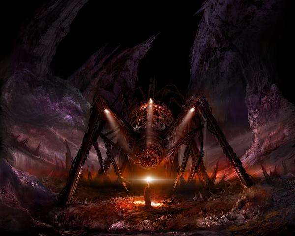 Nightmare Of Horror Territory, Fantasy Scenes 3