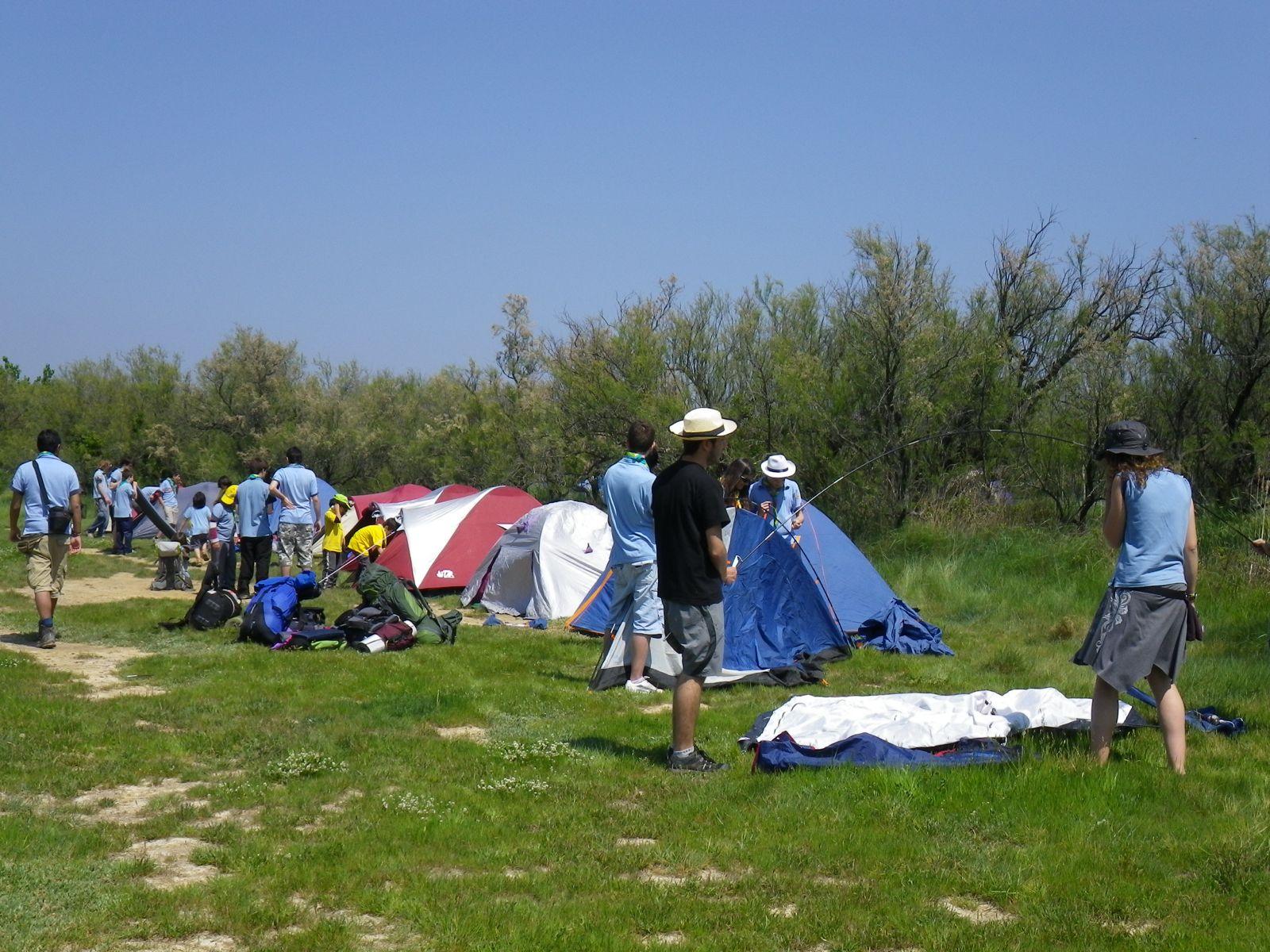 Campaments de Primavera de tot lAgrupament 2011 - IMGP0492.JPG