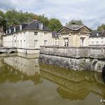 Château du Marais : douves ouest