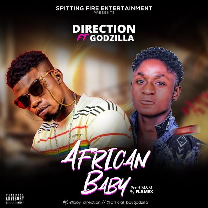 Direction ft Godzilla - African Baby