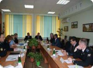 Встреча с лидерами национально-культурных объединений