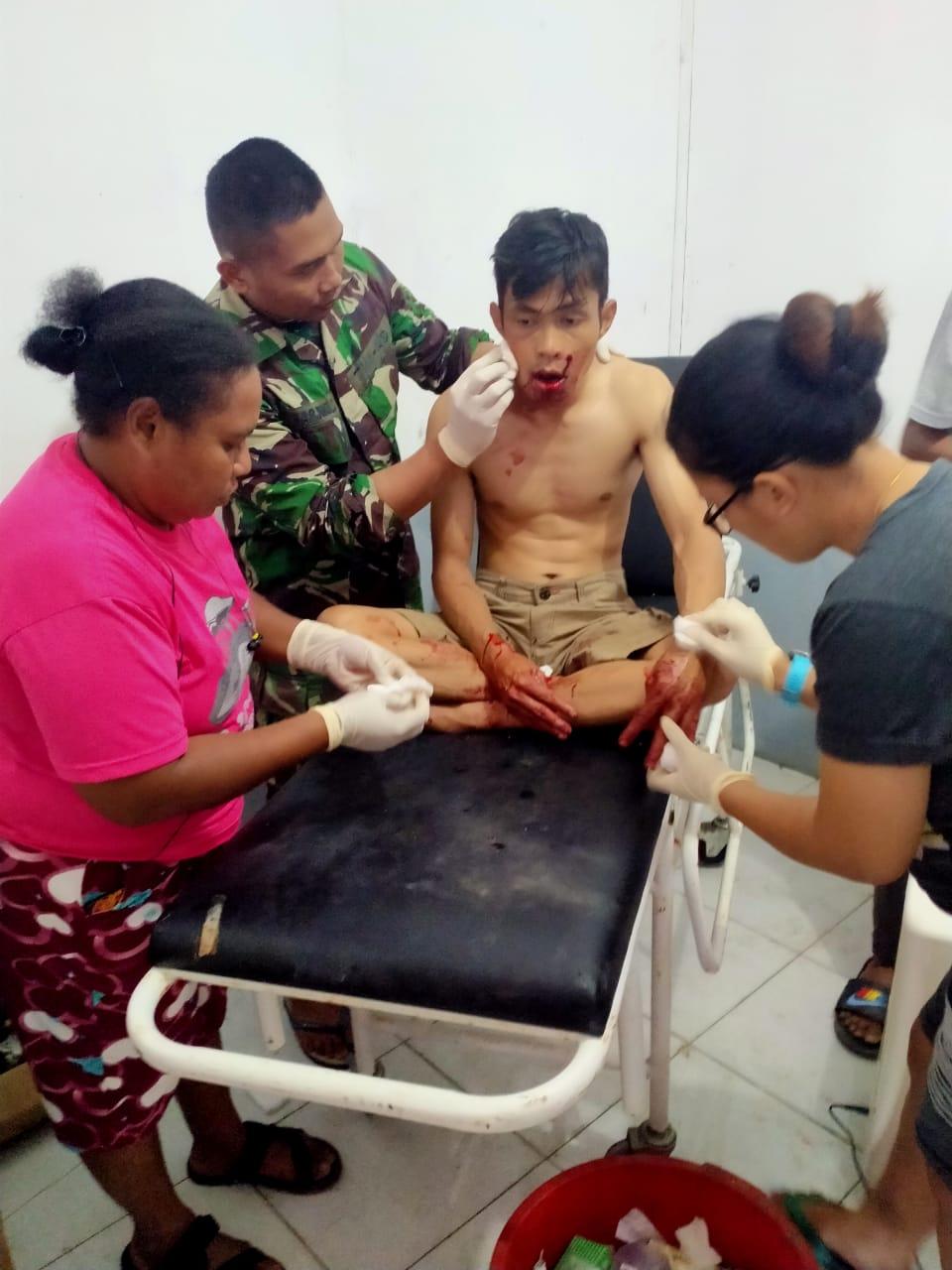 Terjadi Lagi, KKB Papua Kembali Tembak Warga Sipil